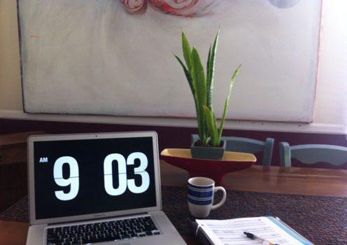 Really Cool Flip Clock Screen Saver