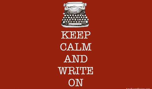 The fullscreen effect aka distraction free writing