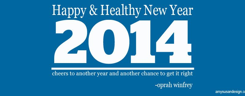 Wishing you a Happy & Healthy 2014!