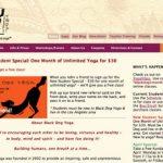Black Dog Yoga v1